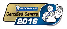 Michelin - Certified Center 2016